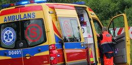 Roczne dziecko wypadło z drugiego piętra w Brwinowie. Chłopczyk zmarł w szpitalu