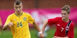 Syn Henrika Larssona idzie w ślady ojca