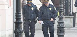 Za mało strażników na ulicach