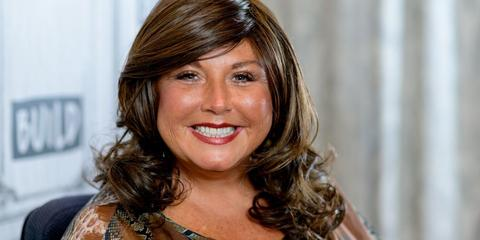 why is abby lee miller wheelchair