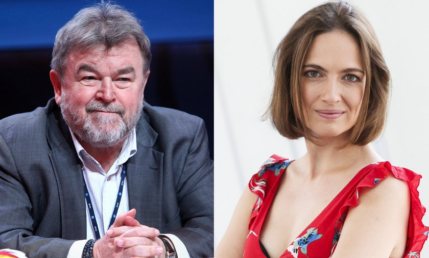 Ślub Edwarda Miszczaka i Anny Cieślak.