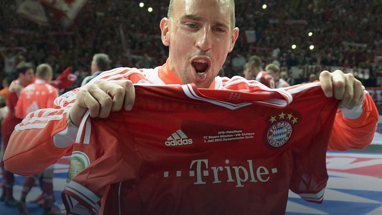 Ribery gotowy na pożegnanie z Bayernem?