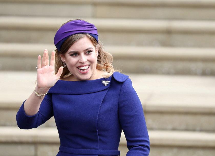 Księżniczka Beatrycze z Yorku urodziła córeczkę