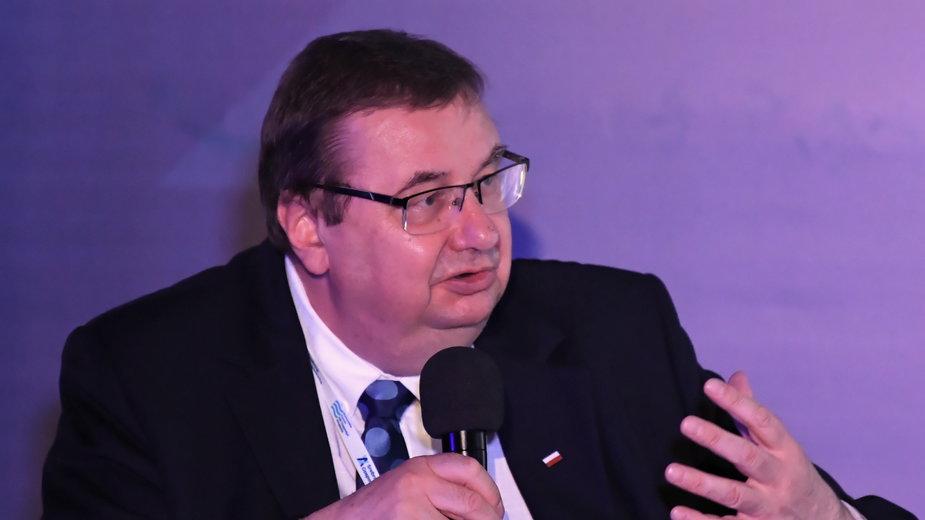 Szymon Giżyński, wiceminister rolnictwa