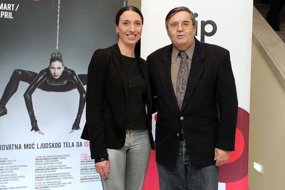Aja Jung i Radoslav Zelenović
