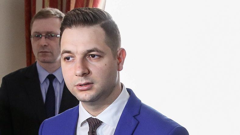 Wiceminister Patryk Jaki będzie zeznawał przed sądem w Opolu
