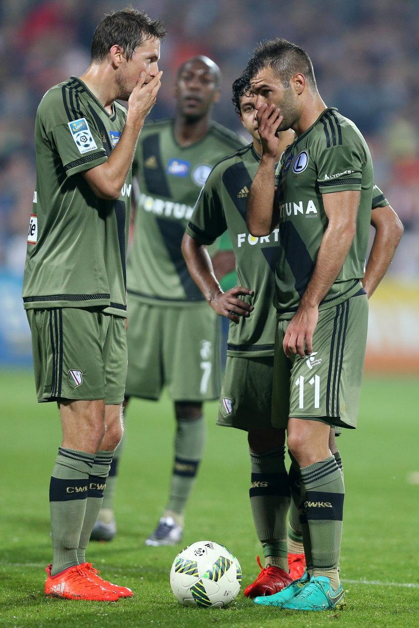 Legia nigdy ich nie pokonała. Znów sprawią sensację?