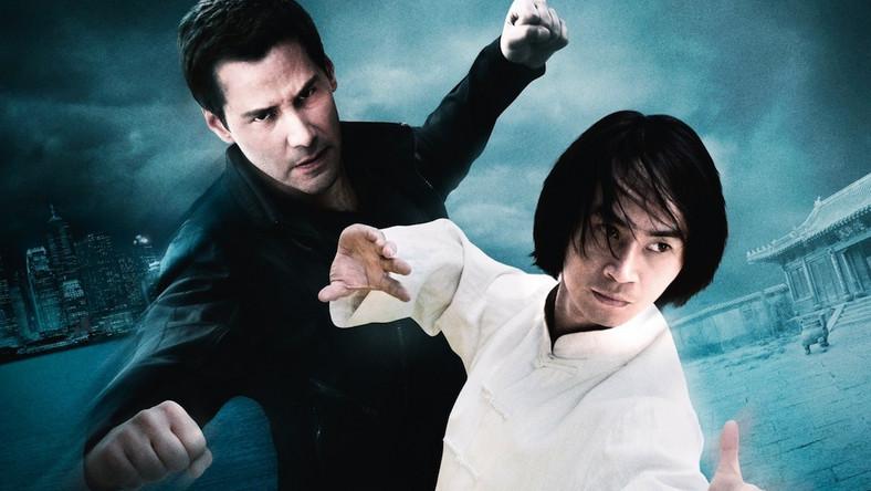 """Keanu Reeves i Tiger Chen na plakacie """"Man of Tai Chi"""""""