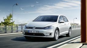 Nowy Volkswagen e-Golf wyjedzie ze Szklanej Manufaktury
