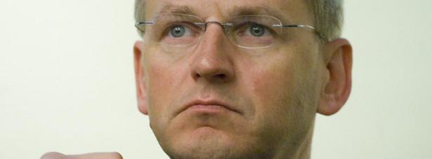 Mariusz Grendowicz, prezes Polskich Inwestycji Rozwojowych.