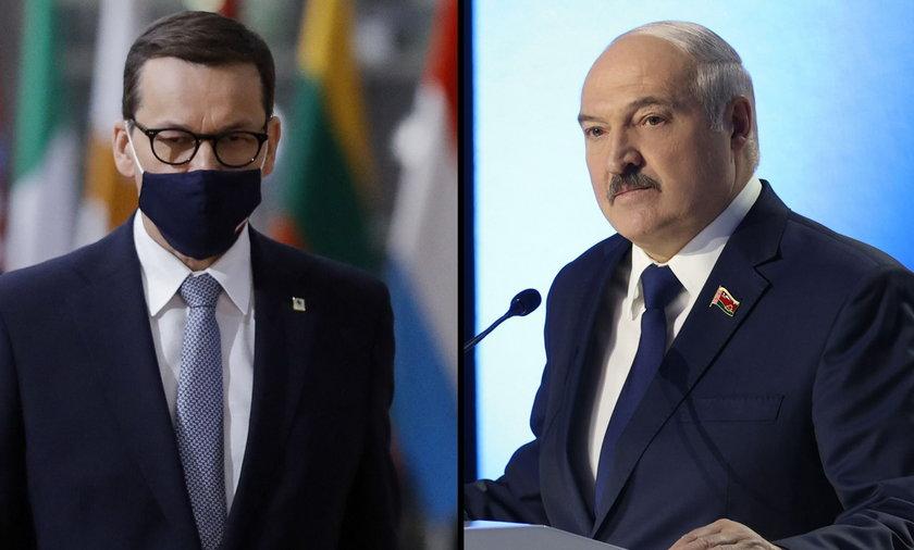 Unia reaguje na działania Łukaszenki.