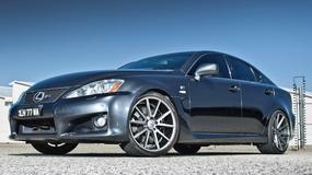 Lexus IS F – teraz wygląda jeszcze lepiej