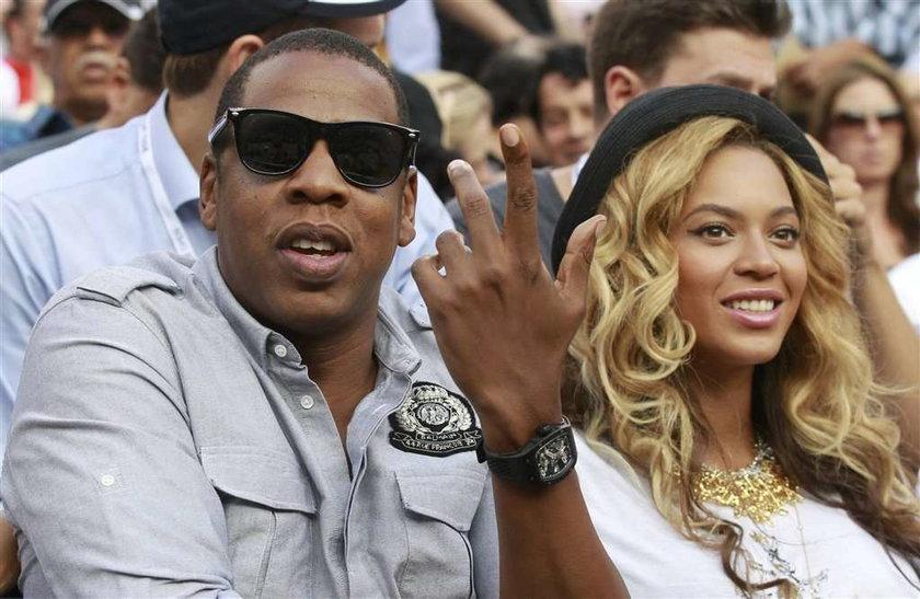 Beyonce oszukała, że jest w ciąży? Zobacz jej sflaczały brzuch