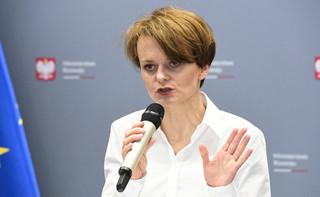 Emilewicz: W ciągu dwóch lat polska gospodarka powinna wrócić do poziomu z początku 2020 r.
