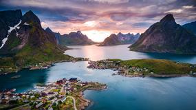 Norwegia najszczęśliwszym krajem świata