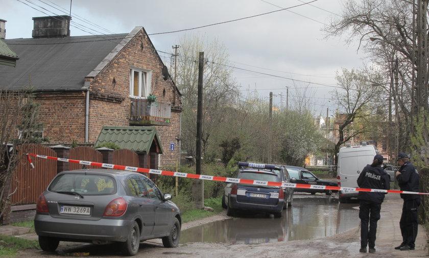 Rodzinna tragedia w Wołominie