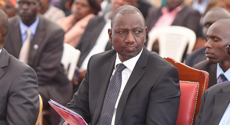 DP William Ruto uses screenshot to hit back at Raila Odinga over 'I taught Ruto everything he knows' remark