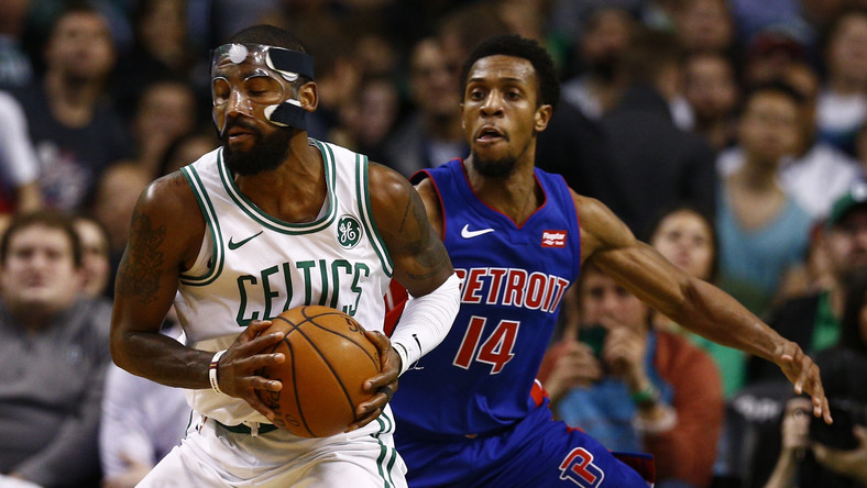 Detroit Pistons - Boston Celtics