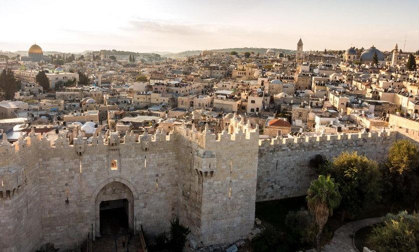 Izrael. Jerozolima