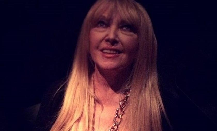 Maryla Rodowicz, chanel