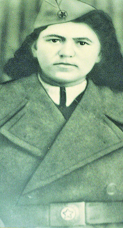 Stoja je bila bolničarka u ratu i za tri godine se  nikada nije razbolela