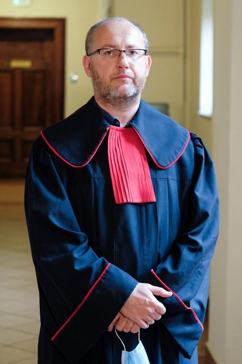 Paweł Marcinkiewicz, z-ca prokuratora rejonowego w Tychach