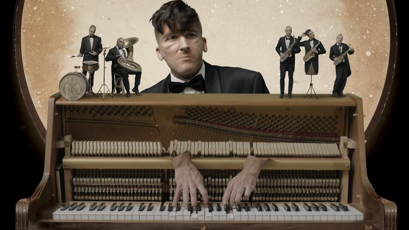 Jazz Band Młynarski Masecki - Abduł Bey