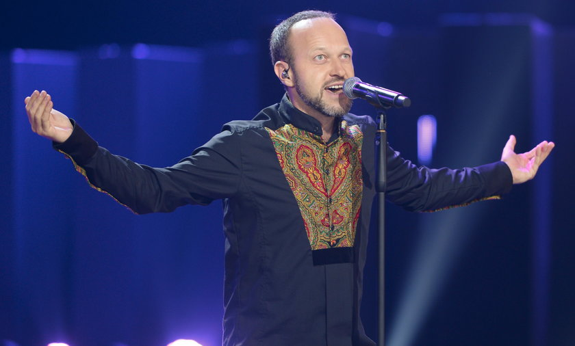 Zbigniew Fil śpiewa w Kombi