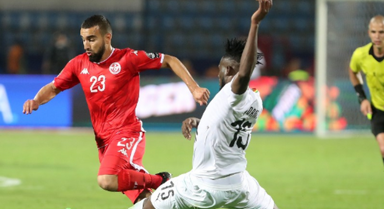 The Black Stars lost 5-4 on penalties to Tunisia