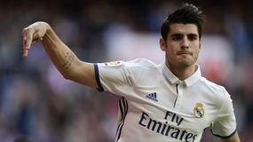 Alvaro Morata opuści Real Madryt. Manchester United zainteresowany piłkarzem