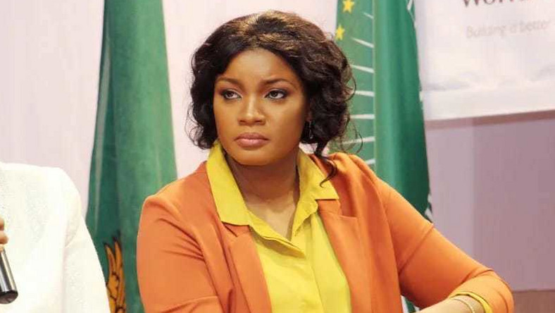 Omotola Jalade-Ekeinde triggered the government of the federal republic of Nigeria and all hell has been let loose [TheLiveFeeds.com]