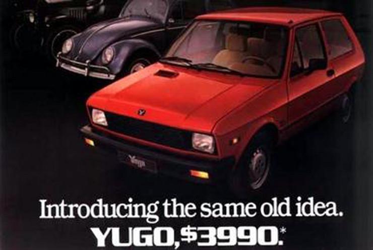 Yugo-US-poster foto Wikipedia