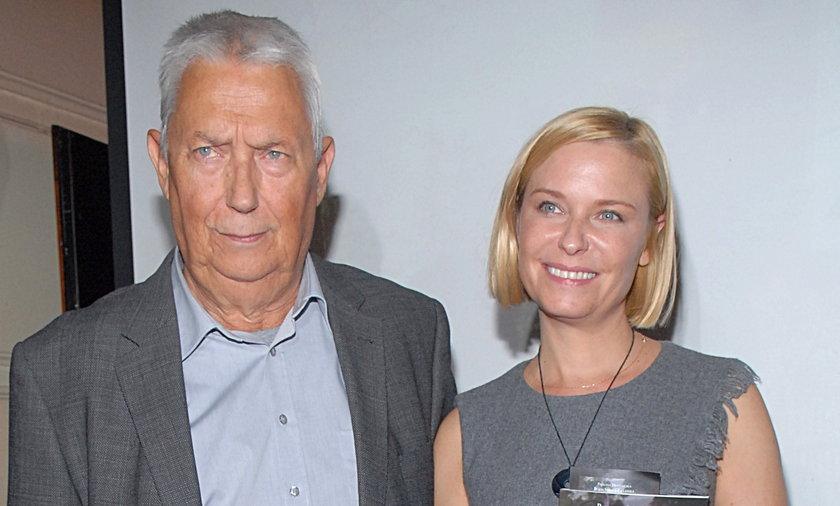 Paulina Młynarska z Wojciechem