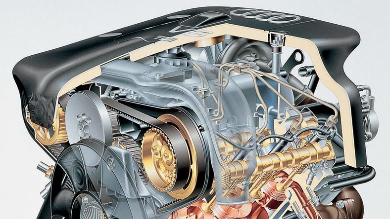Nietypowy Okaz 2.5 TDI V6 - duża wpadka VW WA84