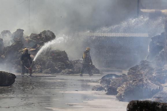 Požar na Adi Huji