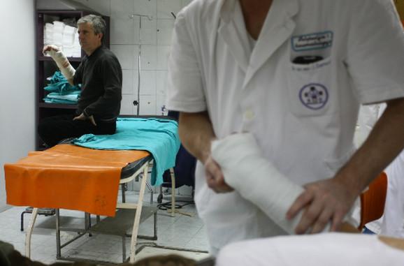 Ortopedi neprestano rade