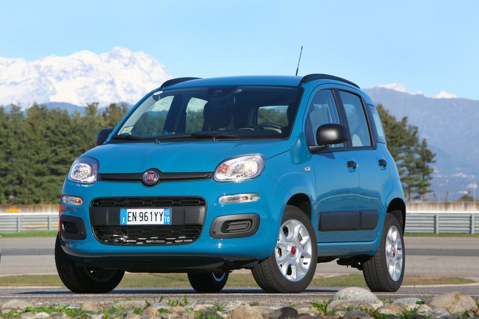 Fiat Panda Natural Power CNG