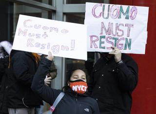 USA: Wezwania do dymisji gubernatora Andrew Cuomo