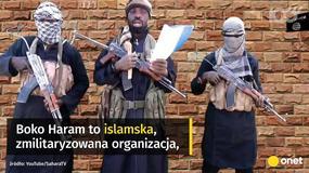 Boko Haram. Terroryści porwali 91 uczennic