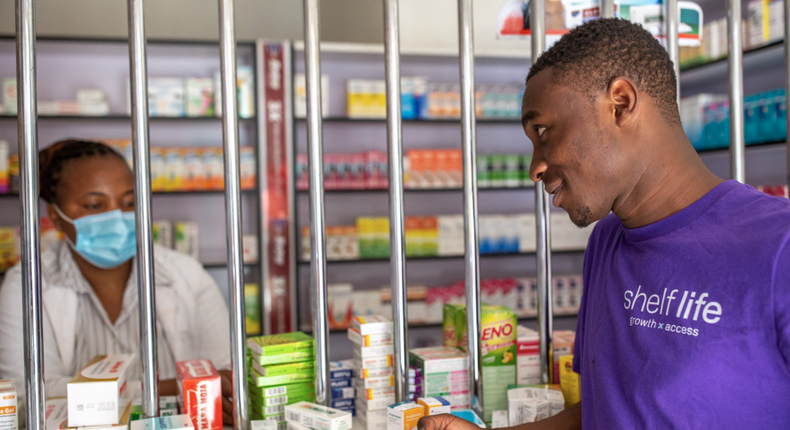 Field Shelf Life Delivery at Pharmacy