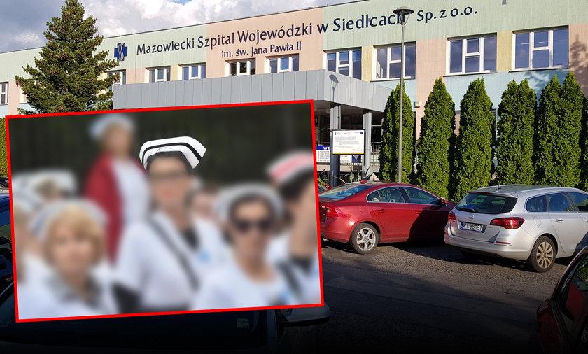 Według lokalnych mediów 13 pielęgniarek zostało zwolnionych dyscyplinarnie