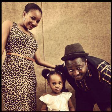 Kelvin Pam met and married Elizabeth Gupta from Big Brother Africa [KemiFilani]