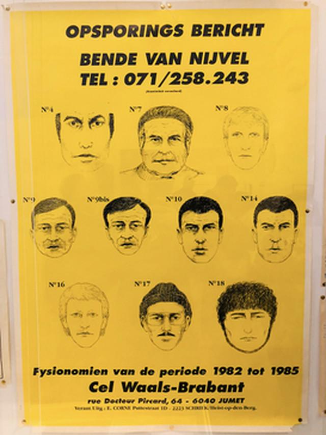Fotoroboti Brabantskih ubica