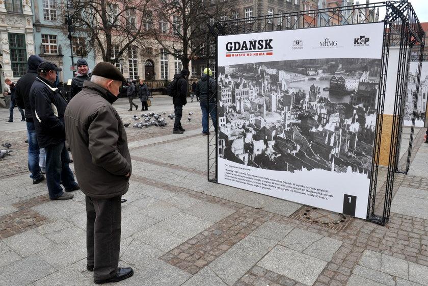 """Wystawa """"Gdańsk miasto od nowa"""""""