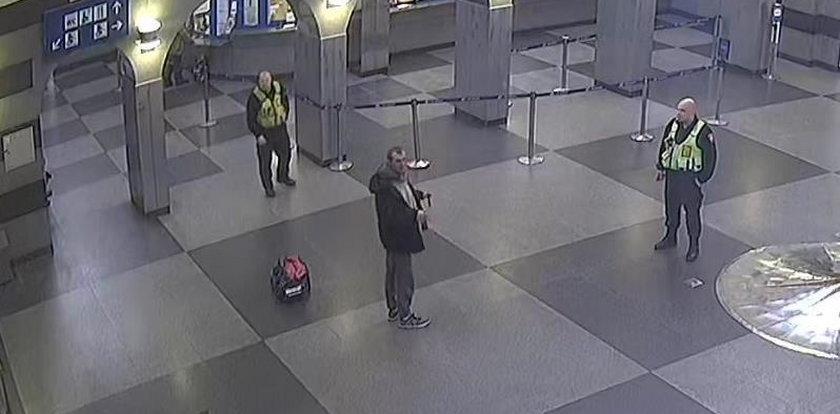 Atak nożownika na dworcu w Lublinie