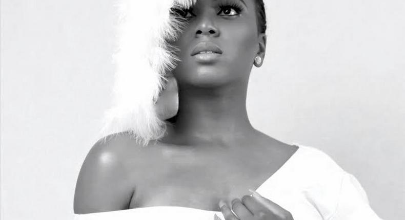 Stephanie Coker covers SCHICK Magazine's debut issue.