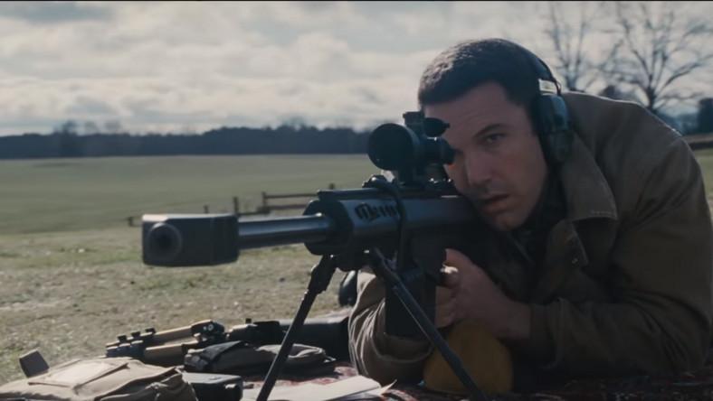 "Ben Affleck - kadr z filmu ""Księgowy"""
