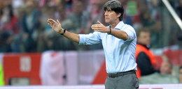 Co robi niemiecki trener w trakcie meczu? Nie zgadniecie! WIDEO