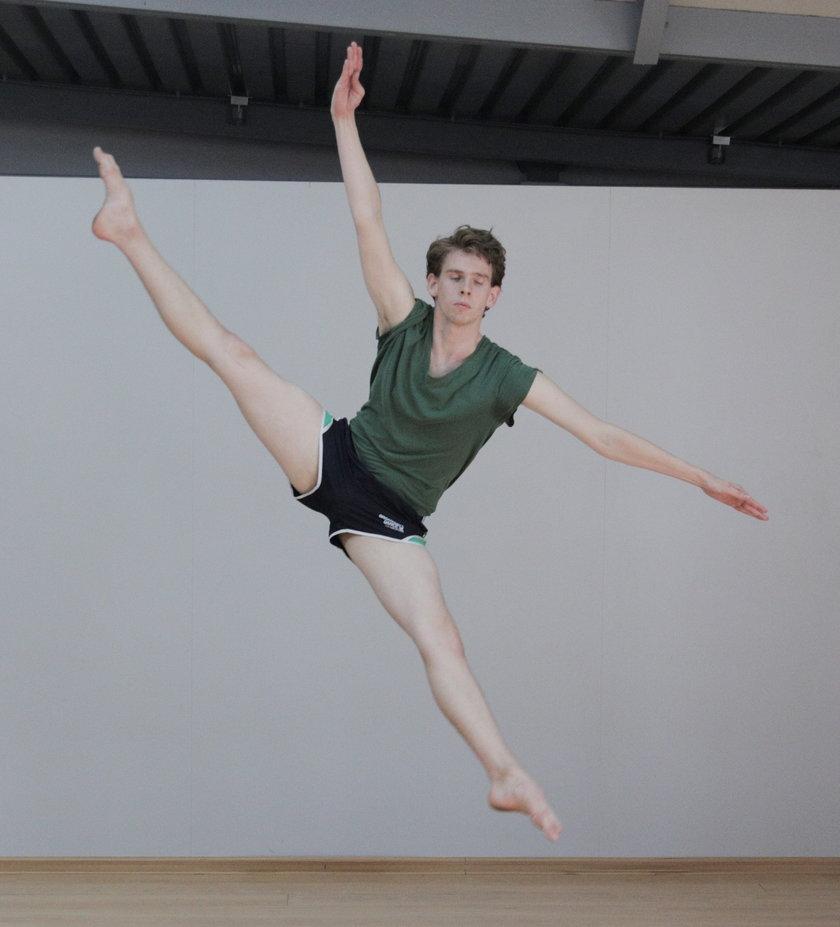 Pomóżmy zebrać tancerzowi pieniądze na szkołę