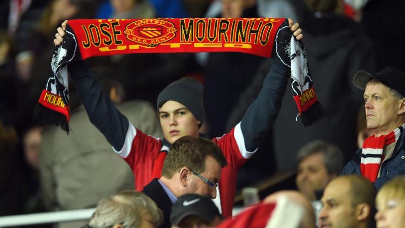 Fani Manchesteru United chcą, by Mourinho dołączył do klubu